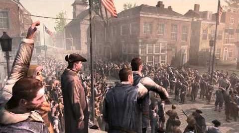 Assassin's Creed 3 - Trailer ufficiale di lancio PC IT