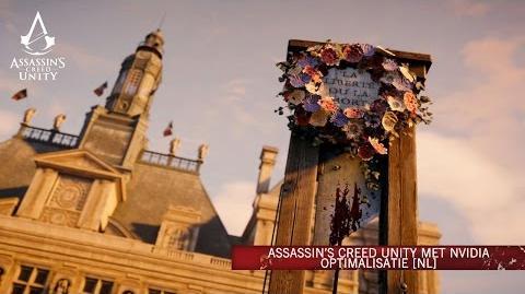Assassin's Creed Unity met NVIDIA optimalisatie NL