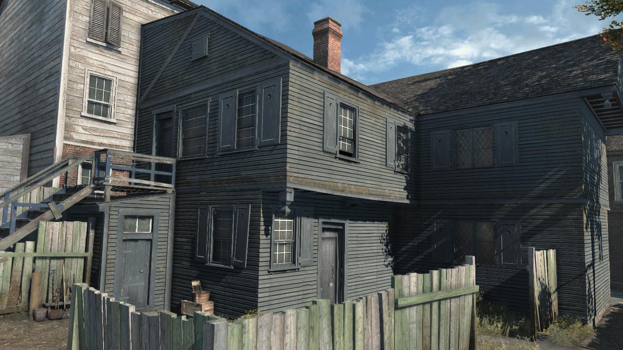 Assassins Creed 3 Paul Reverer House In Game