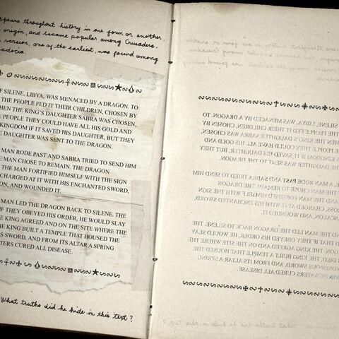 威廉日记中的线索