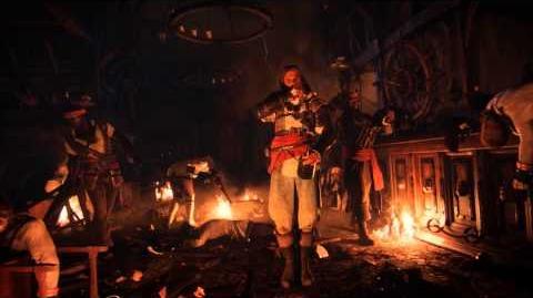 Assassin's Creed IV Black Flag -- Tattoo TV Spot DE