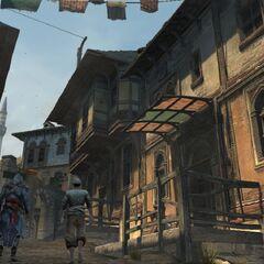 君士坦丁堡的贫民区