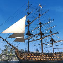 风帆战舰<a class=