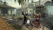 ACR Gladiateur Tricheuse Quartier Impérial