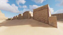 AC Origins Festival Temples Djoser Pyramid