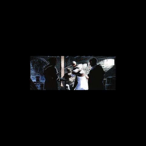 <b>Dolinsky</b> se faisant torturer par Nikolaï.