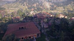 ACOD Sanctuary of Asklepios