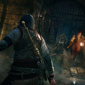Assassin S Creed Unity Assassin S Creed Wiki Fandom