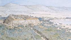 DT - Siwa acropolis