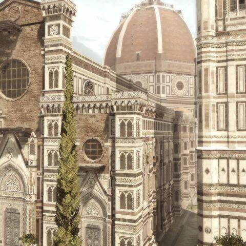 La Basilique <b>Santa Maria del Fiore</b>