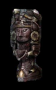 Statuettes mayas