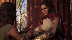ACOD Ashes to Ashes - Kassandra Baby