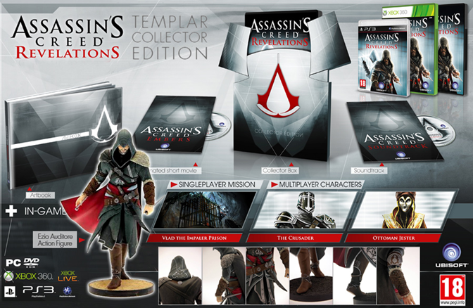 Assassin S Creed Revelations Assassin S Creed Wiki Fandom