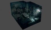 ACS Jack the Ripper Trailer Room 3 - Concept Art
