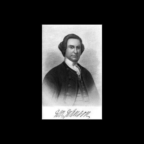 Portrait de William Johnson