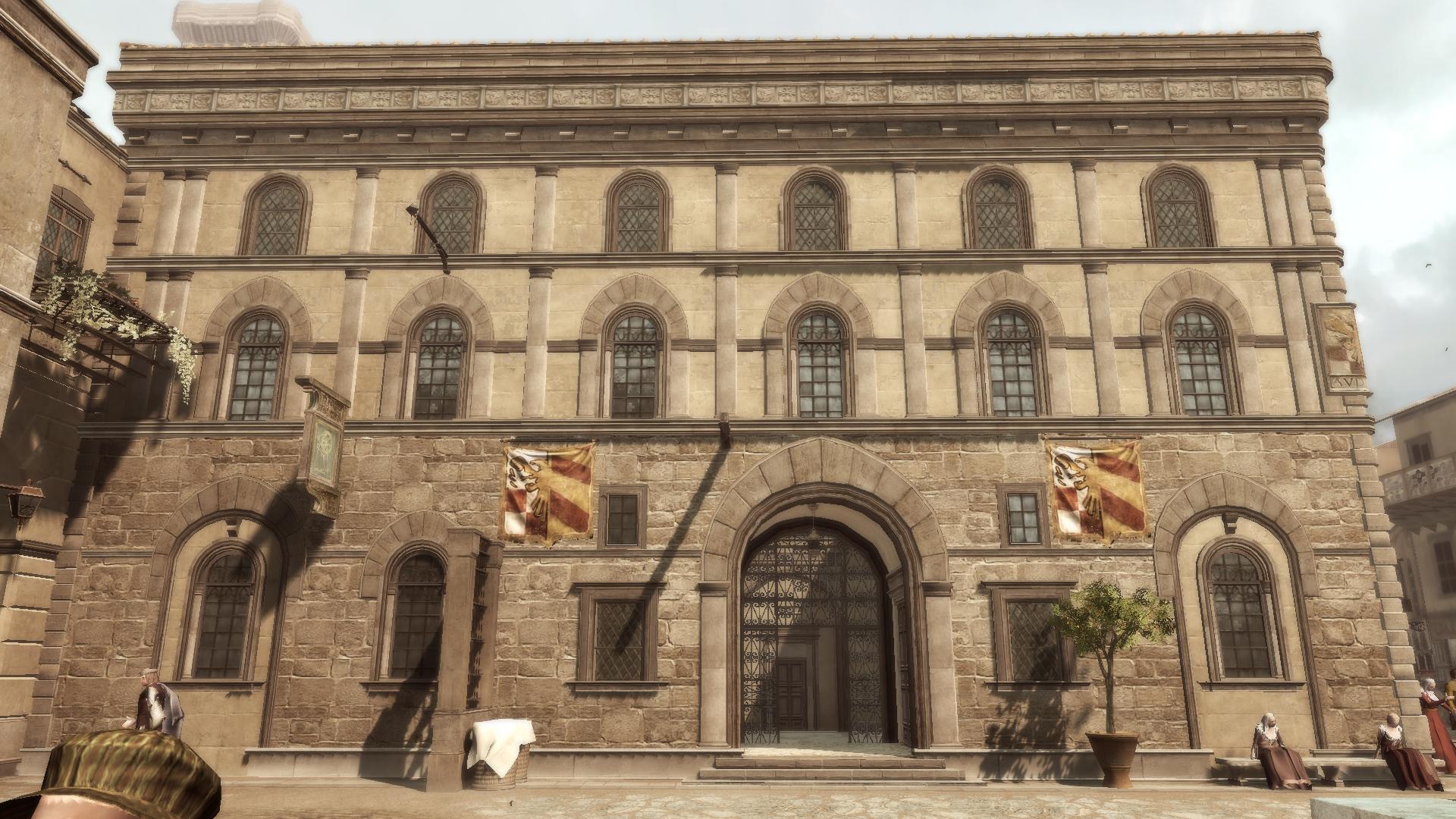Palazzo Auditore Assassins Creed Wiki