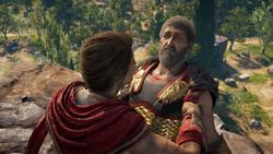 The Wolf of Sparta - Kassandras choice - Assassins Creed Odyssey