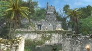 ACIV Isla Providencia Ruines