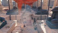 ACO The Healer - Rabiah and Civilians