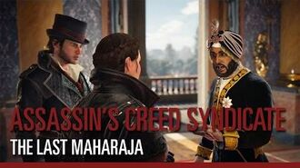Assassin's Creed Syndicate - the last Maharaja Launch Trailer