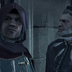 卡洛与西尔维奥交谈