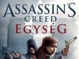 Assassin's Creed: Egység (könyv)