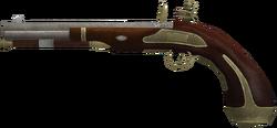 AC3 Flintlock Pistol