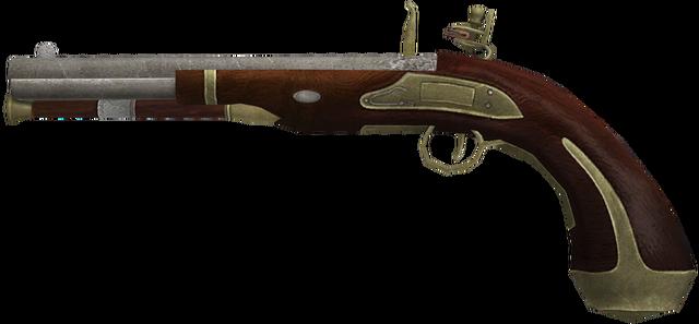 File:AC3 Flintlock Pistol.png