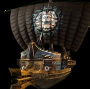 ACOD Siren's Song Ship Design