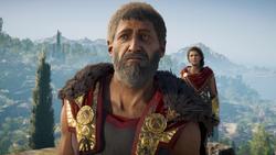 ACOD The Wolf of Sparta - Nikolaos Abandoning Position