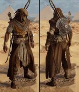 ACO Desert Cobra outfit