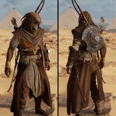 沙漠眼镜蛇套装