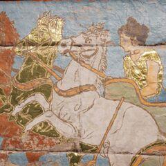 阿佛洛狄忒被描绘在公元前5世纪<a href=