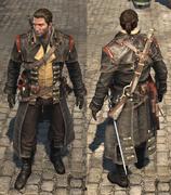ACRG Interim outfit