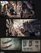 Assassin's Creed 2 Concept Art By Desmettre Page03
