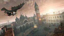 Assassins creed 2 ezio ueber venedig