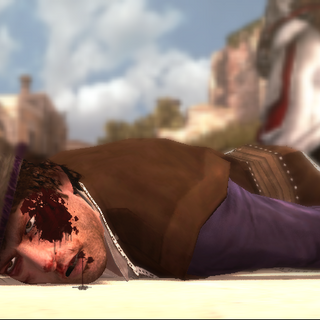 <b>Duccio</b> après le combat