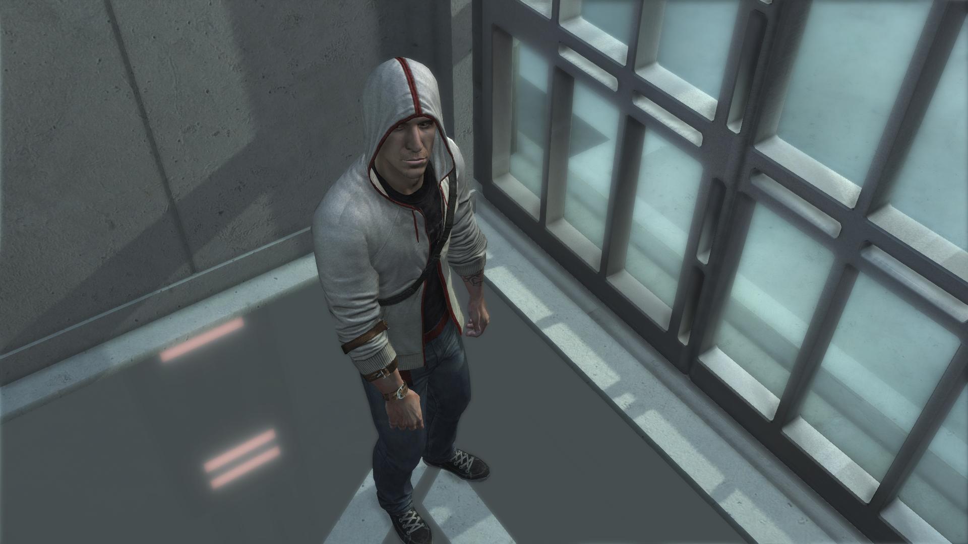 gdzie podłączasz źródło zasilania w Assassins Creed 3 prezent świąteczny dla kogoś, z kim się spotykasz