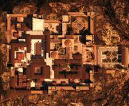 ACB Alhambra vue aérienne
