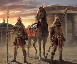 ACOD Spartan Renegade Pack Promo Image