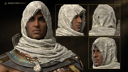 ACO Bayek close-up