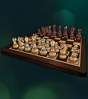 ACP Treasures Chess Pieces