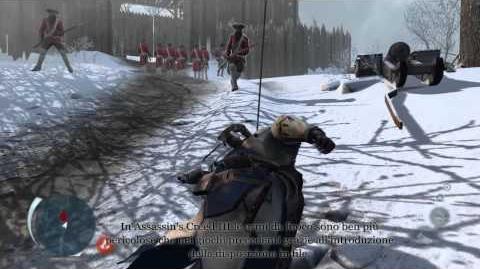 Auditore5/Altri video per Assassin's Creed III