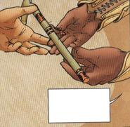 Egyptien sceptre
