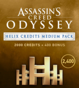 Helix Credits (Odyssey; medium pack)