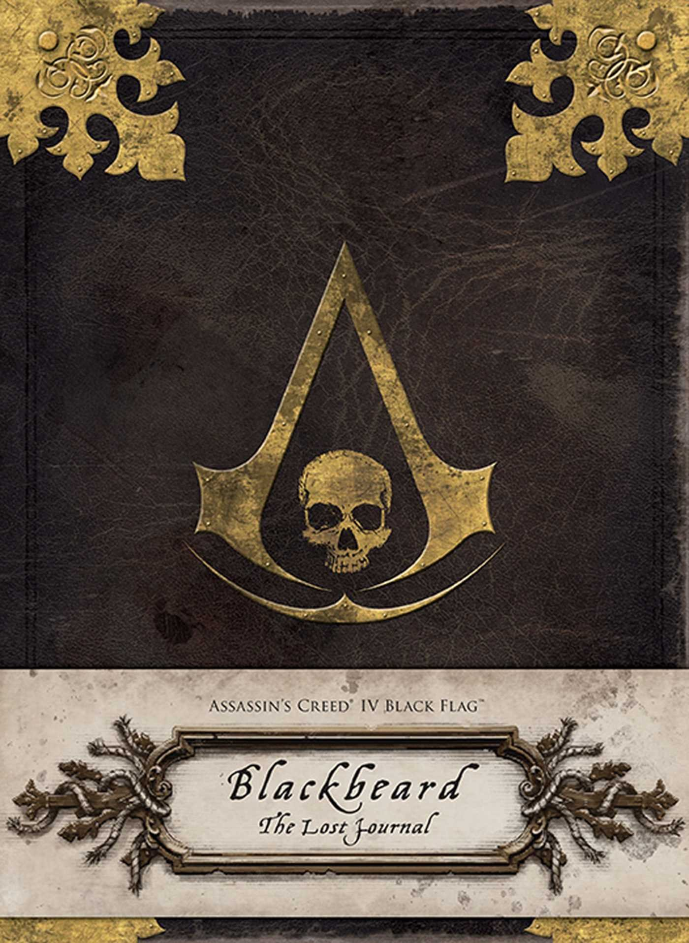Assassins Creed Iv Black Flag Blackbeard The Lost Journal