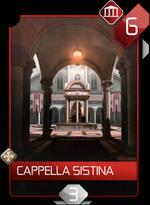 ACR Cappella Sistina