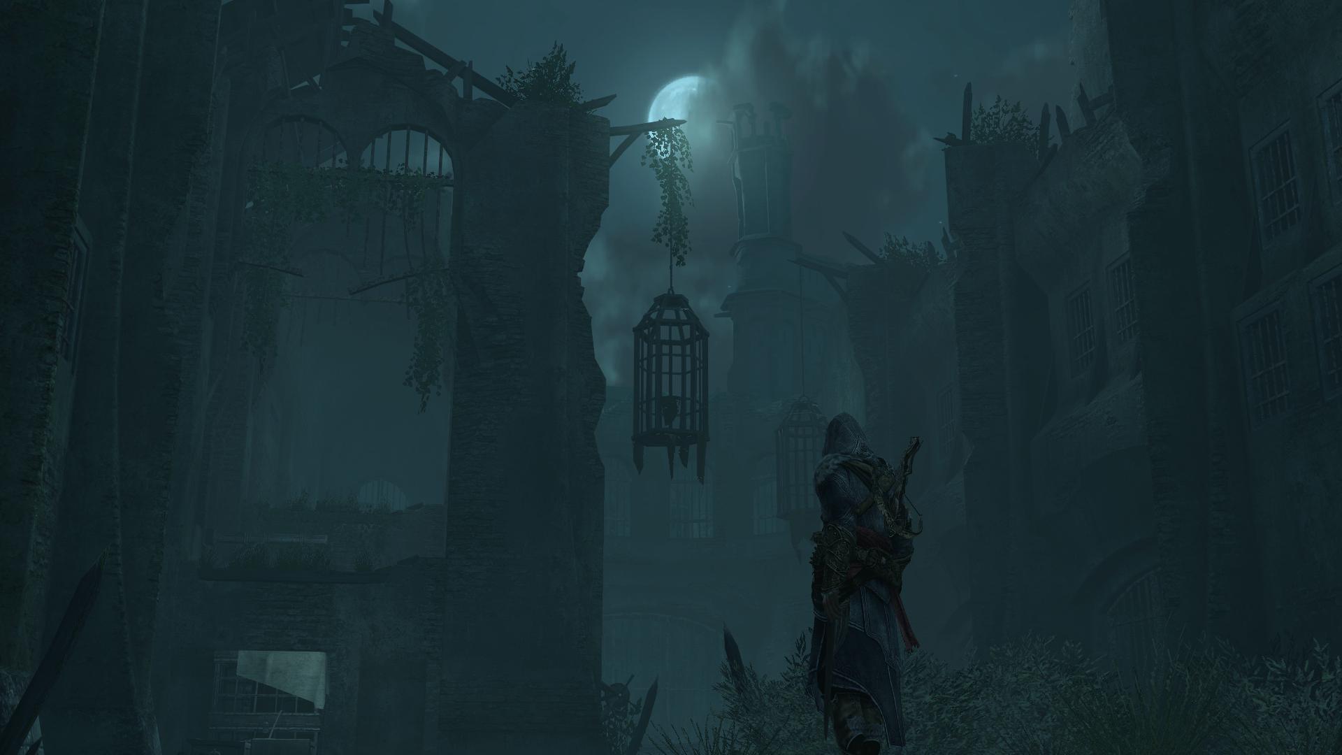 Vlad the Impaler's Prison