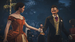 Starrick finds Evie in the Palace's Ball M4