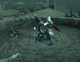 אציו הורג את ויירי